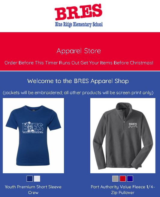 BRES Apparel Store