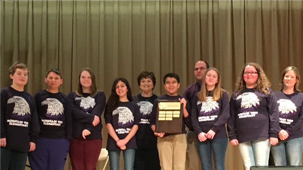Ashe County's 2018 Battle of the Books Winners