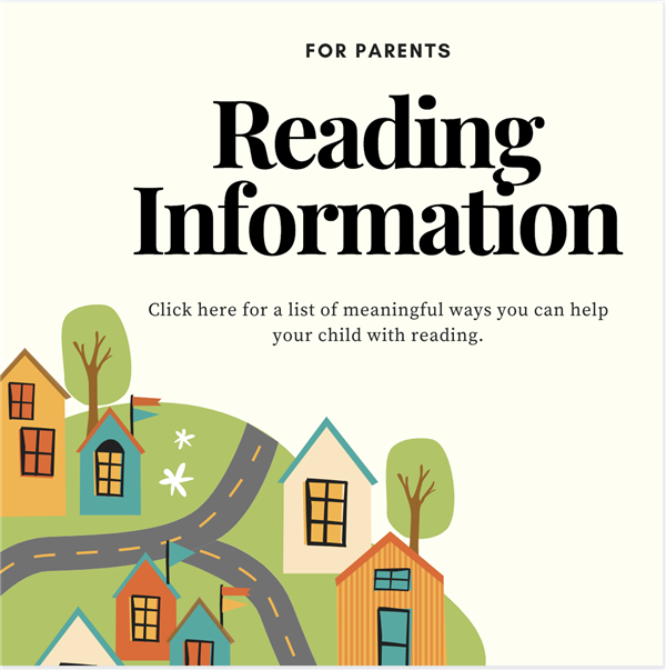 Reading Strategies for Parents