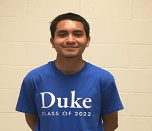 ACHS Student Receives Full Four-year Scholarship to Attend Duke University