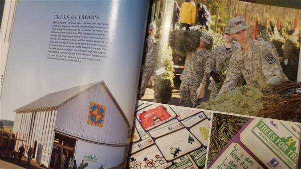 JROTC Cadets in a Photo Essay in State Magazine