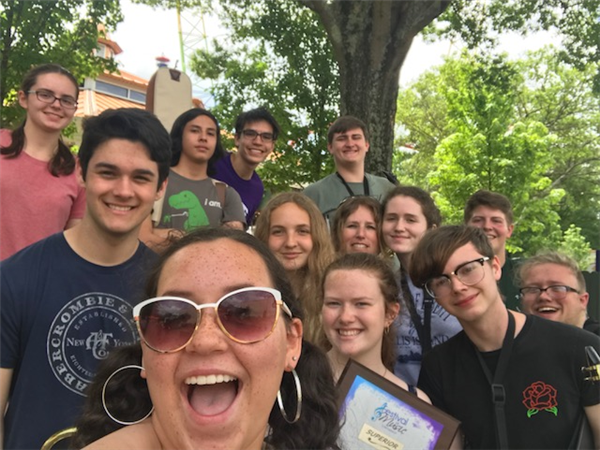 Congratulations to The ACHS Jazz Ensemble on their Superior rating at the Carowinds Festival of Mus