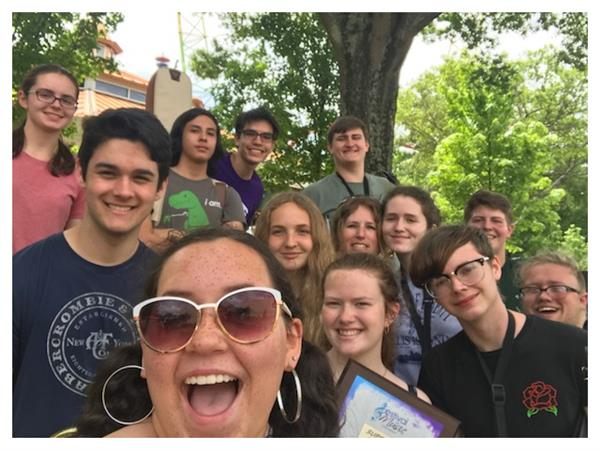 Congratulations to The ACHS Jazz Ensemble on their Superior rating at the Carowinds Festival of Music