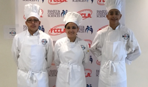 NC Chef Competition
