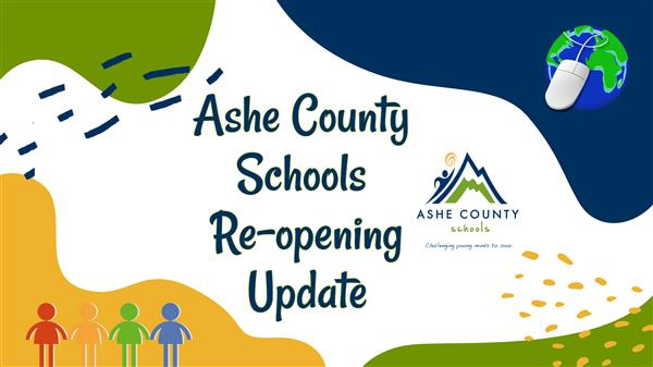 ACS Re-opening Plans
