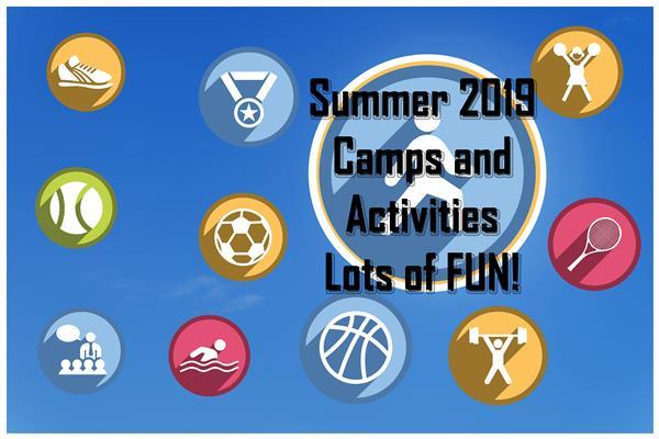 2019 Summer Activities / 2019 Summer Activities