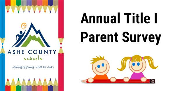 Annual Title I Parent Survey
