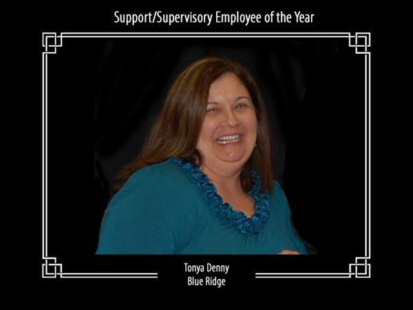 Support/Supervisory Employee of the Year